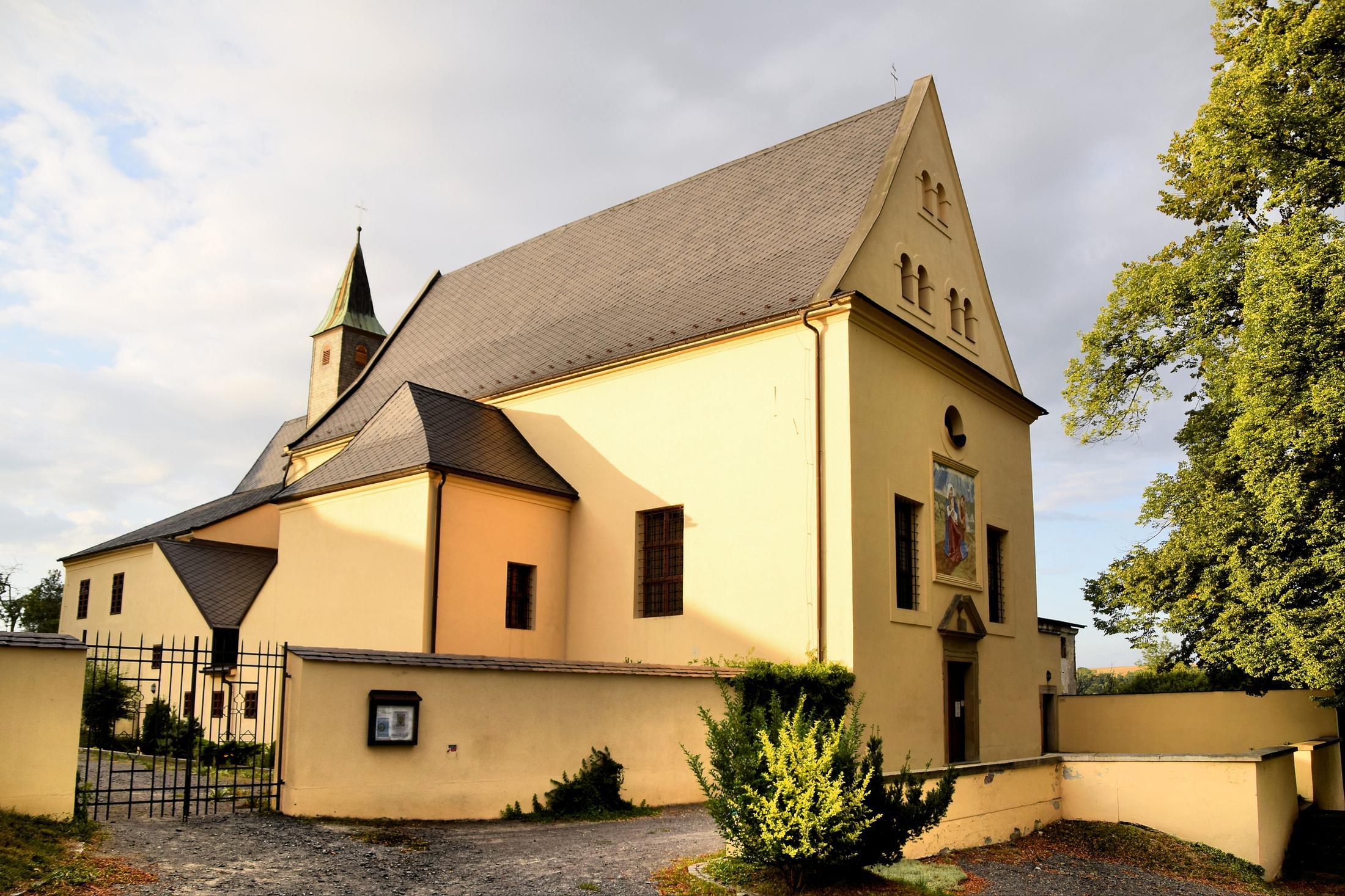 Kostel ve Fulneku: Načerpejte energii do zásoby!